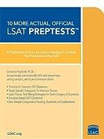 10 More, Actual Official LSAT PrepTests: (PrepTests 19?28) (Lsat Series) by Law School Admission Council(2007-05-01)