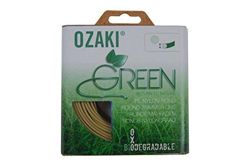 Greenstar 3927 Fil nylon oxo-biodégradable Ozaki Green ø 2,65 mm x 12 m