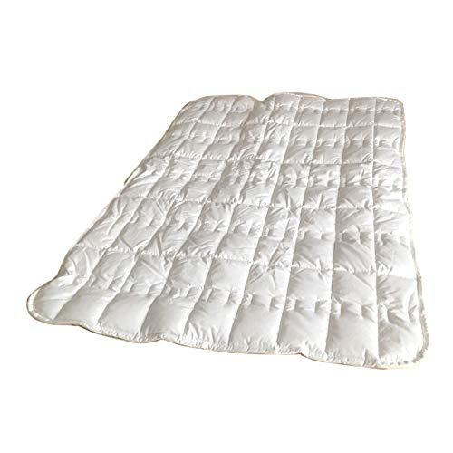 36 inch by 24 inch Magnetic Therapy Travel Mattress Pad with 45 Magnets