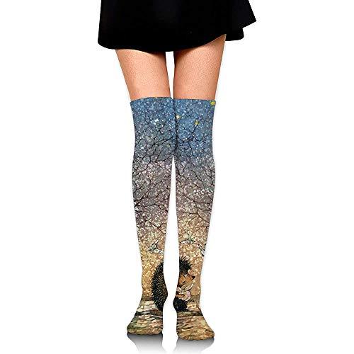 Tube Sokken Sting Bao Treasure Boot Voorraad Jurk Comfortabele Cosplay Vrouwen Lange Sokken Mode Zacht Hardlopen Casual Compressie Sokken Knie Hoge Sokken Kleurrijke Party