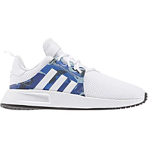 adidas Jungen X_PLR C Sneaker Weiß, 30