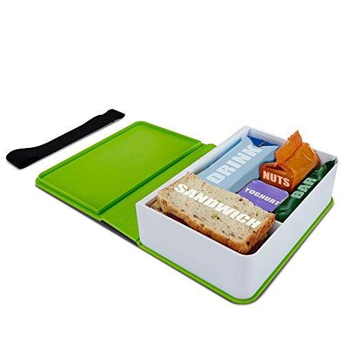 Black+Blum Lunch Box in Buchform - 2