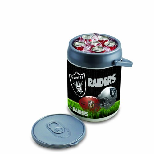 NFL Oakland Raiders Insulated Can Cooler