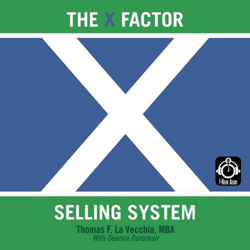 The X Factor Selling System cover art