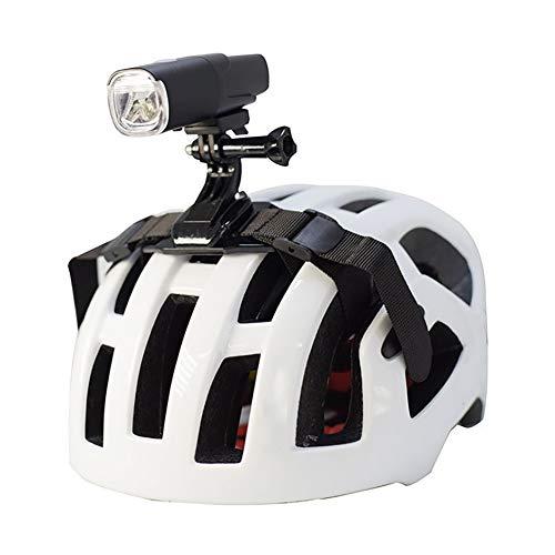 Hankyky Soporte para Casco de Bicicleta Tiras de Montaje para Casco de...