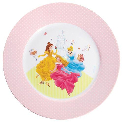 WMF 6043631290 Assiette Disney Princess, Porcelaine