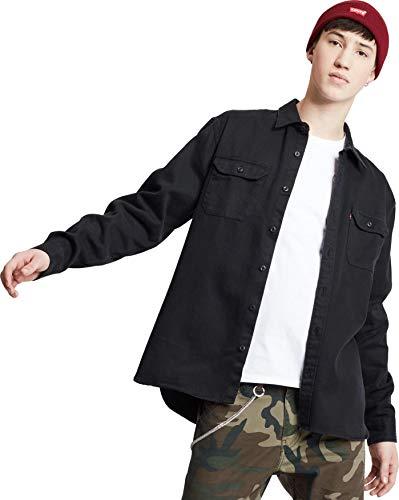 Levi's® Herren Hemden Jackson Worker schwarz S