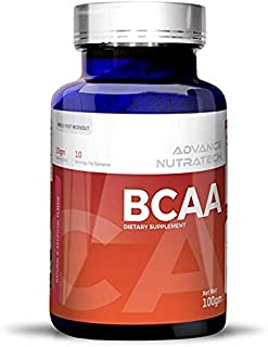 Advance Nutratech BCAA 2:1:1-100 g (Fruit Punch Flavoured) Bcaas Branched Chain Amino Acid supplements (10 servings) pre workout Powder