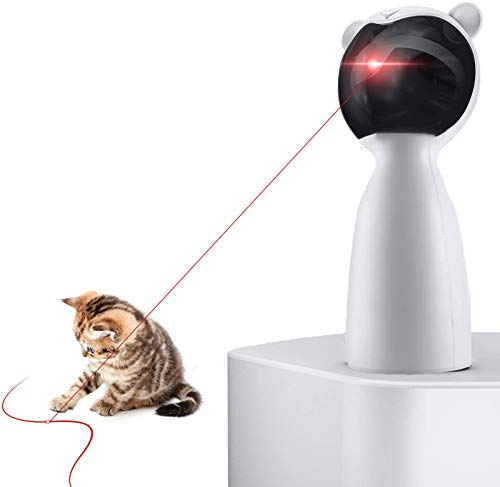 PetDroid Boltz Hanging Automatic Interactive Laser Cat Toy (JP96)