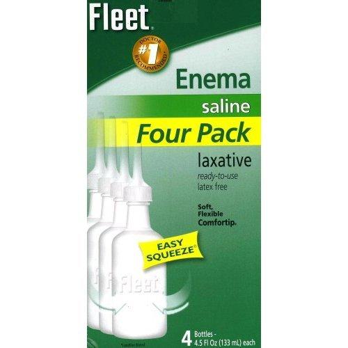 FLEET ENEMA ADULT 4PK