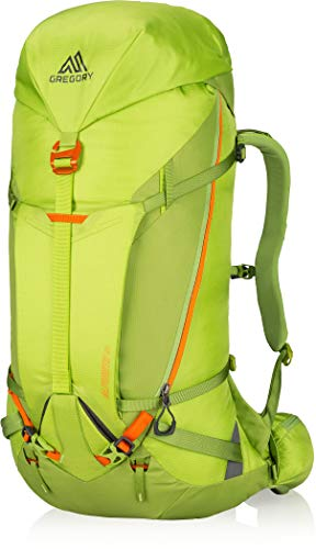 Gregory ALPINISTO 35 LG Pack de Backpack, Lumières Green, REG