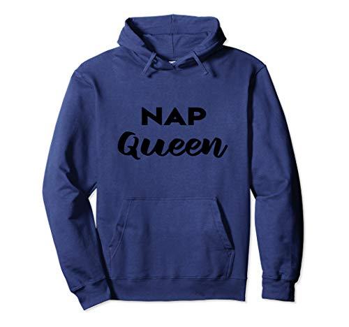 Nap Queen Pullover Hoodie