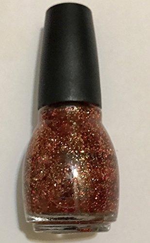 Sinful Colors Professional Nail Polish Enamel, 1135 Pumpkin Spice, 0.5 Fl. Oz.