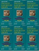 infants gas relief drops major
