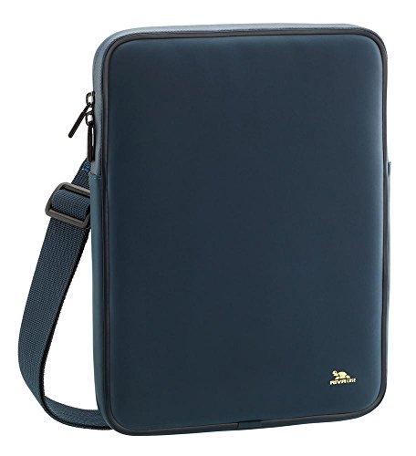 RivaCase Schutz Hülle Bag Cover Tasche in Blau für One Tablet Xcellent 10