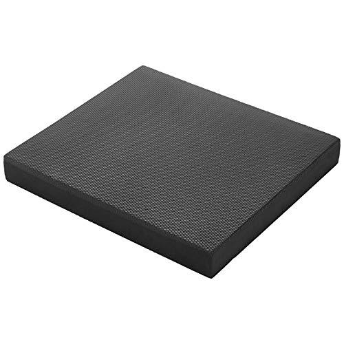 "AmazonBasics Balance Pad, Black, 16""x13.5"""