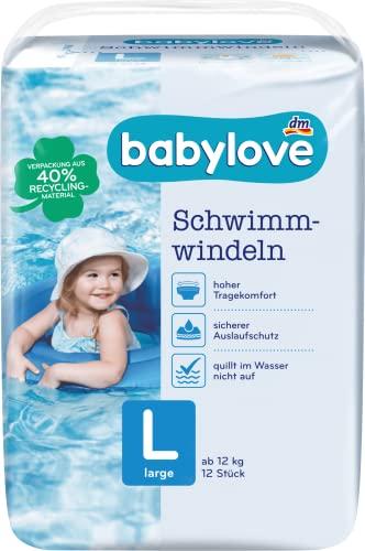 babylove -   Schwimm-Windeln