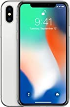 Apple iPhone X without FaceTime - 64GB, 4G LTE, Silver