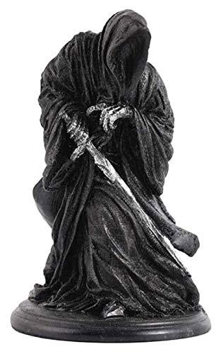 WQQLQX Estatuilla Hobbit Demon Sculpture Señor de los Anillos Estatua Resina Artesanía Arte Figurines Accesorios para el hogar Accesorios de decoración Abstracta Regalos Estatua