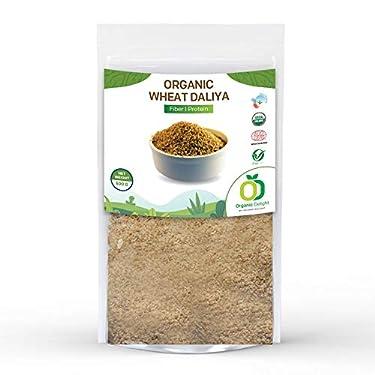 Organic Delight Wheat Daliya, 500g