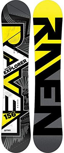 RAVEN Snowboard Explorer 2020 (159cm Wide)