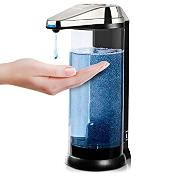 automatic touchless soap dispenser
