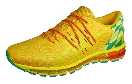 Asics Gel Quantum 360 Zapatillas Running Hombre-Yellow-44