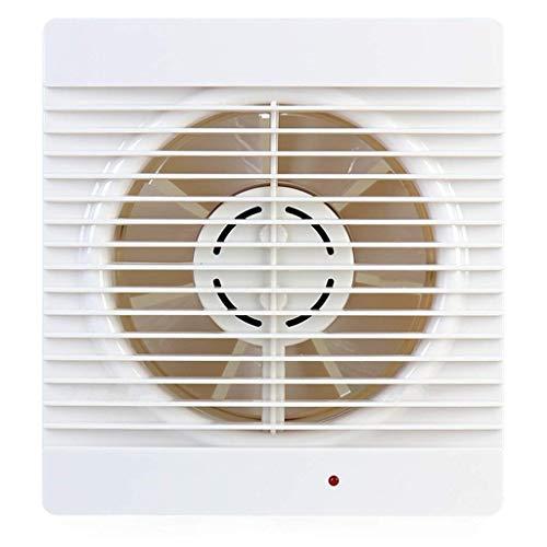 DYXYH Extintor Ventana, Ventilador for Garaje Shed Polo Barn hidropónico de ventilación, baño Dormitorio de Escape de Gran Alcance