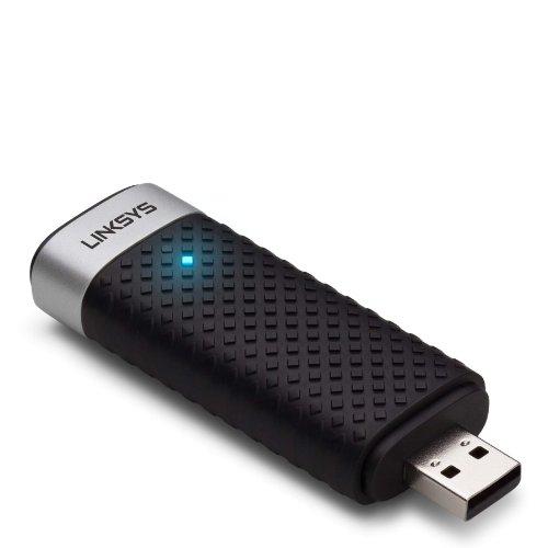 Linksys Dual-Band Wireless-N USB Adapter (AE3000)