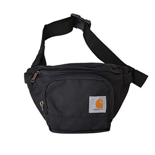 [カーハート] Carhartt ウエストバッグ 撥水 ウエストポーチ 斜めがけ 収納 ヒップバッグ ボディバッグ シンプル タグ 旅行 通勤 通学 おしゃれ