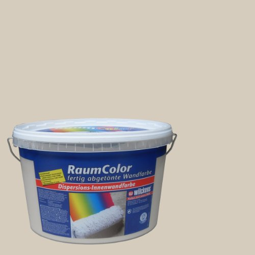 Wilckens Raumcolor, 10 L, Cafe au lait 13601900110