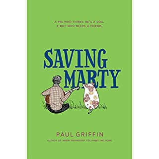 Saving Marty cover art