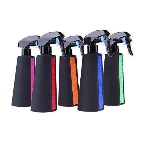 Gowind6 - Botella de spray de 300 ml con pulverizador de agua, para peluquería, salón, jardín (color al azar)