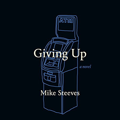 Giving Up audiobook cover art
