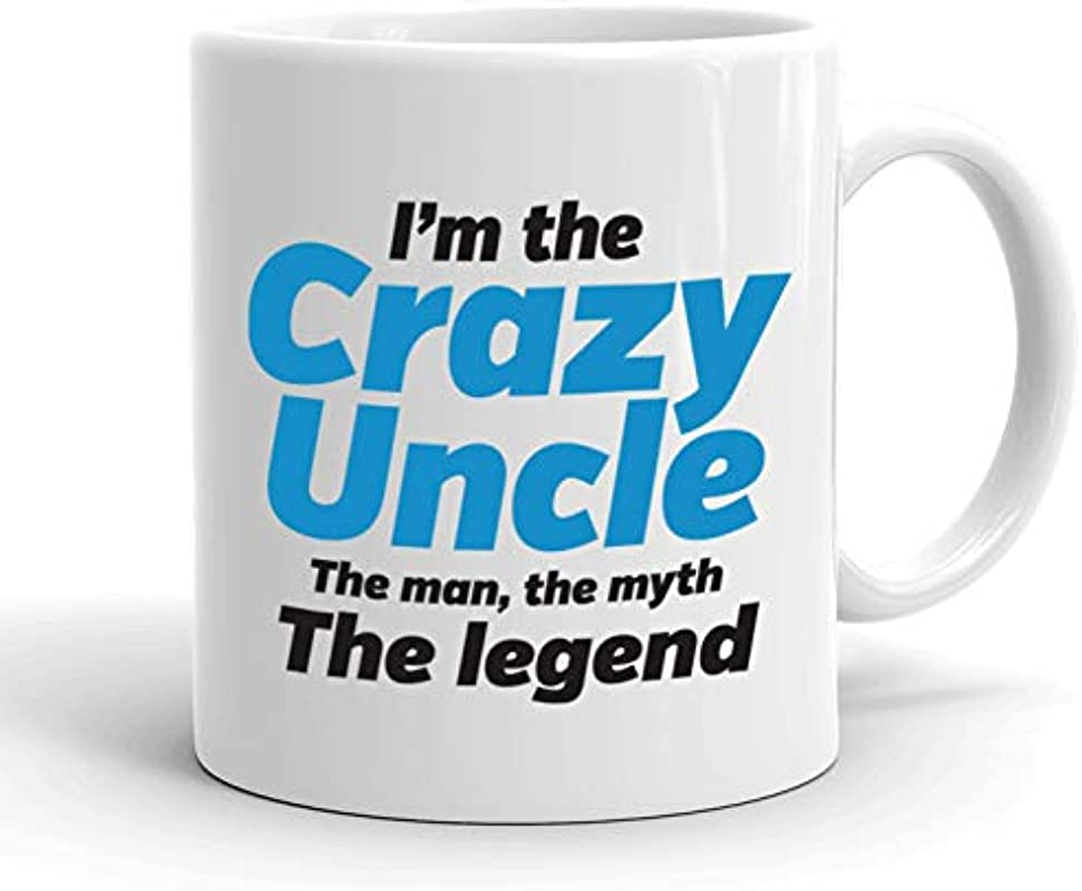 Gifffted Worlds Best Uncle Ever Coffee Mug For My Coolest Uncle Funny Gifts Ideas From Niece And Nephew Greatest Uncles Day Men Birthday Presents Mugs From Aunt The Legend Man 13 Oz Cup