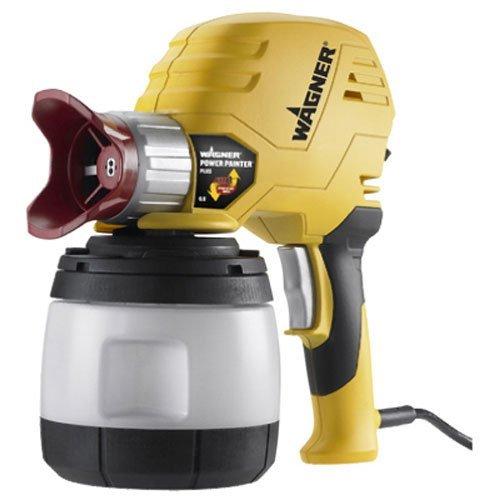 Wagner Spraytech Wagner 0525027 Power Painter Plus Airless Paint Sprayer Spray Gun