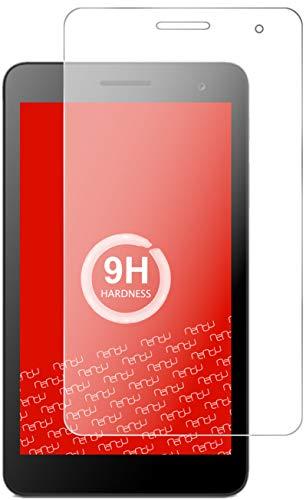 ZenGlass Flexible Glas-Folie kompatibel mit Huawei MediaPad T1 10 Zoll Panzerfolie I Display-Schutzfolie 9H - 2