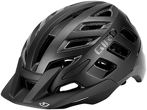 Giro Radix Casco de Bicicleta Dirt, Unisex Adulto, Matte Black, XL | 61-65cm
