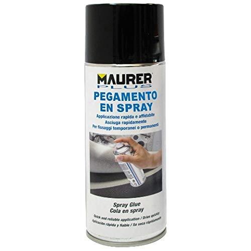 MAURER Spray Maurer Pegamento 400 ml. ✅