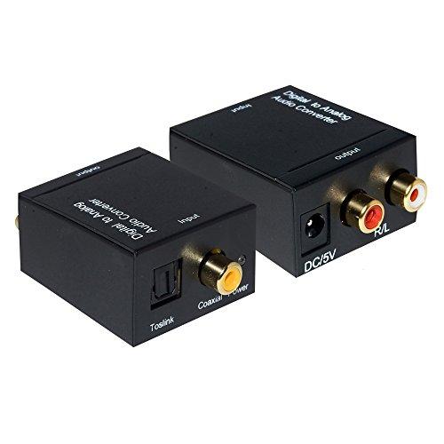 SATKIT converter audio digitaal naar analoge audio