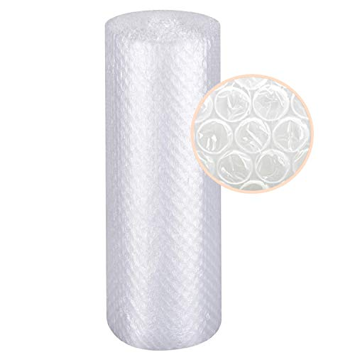Papel burbujas embalaje 【100 cm de ancho x 40 m lineales 】rollo de plastico de triple capa, mayor resistencia y durabilidad, ideal para amortiguar cualquier producto