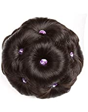 womens wig extension with hair clip