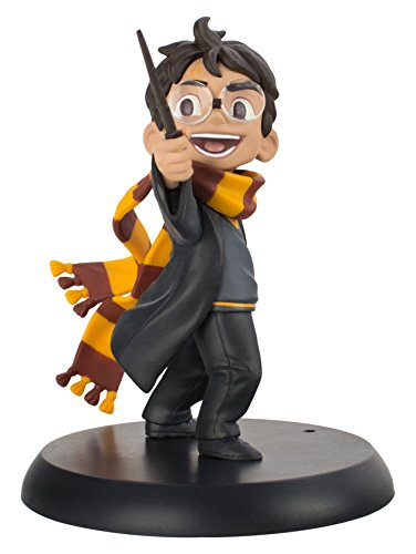 Quantum Mechanix QHP104 Warner Brothers Potter Harry's First Spell Q-Fig - Figura