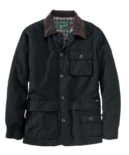 Woolrich Men's Blacktail Coat, Black, Large