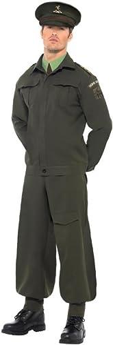 Todo en alta calidad y bajo precio. Smiffy's Disfraz de guardia de de de la segunda guerra mundial para Niño, Talla M (38815M)  Entrega gratuita y rápida disponible.