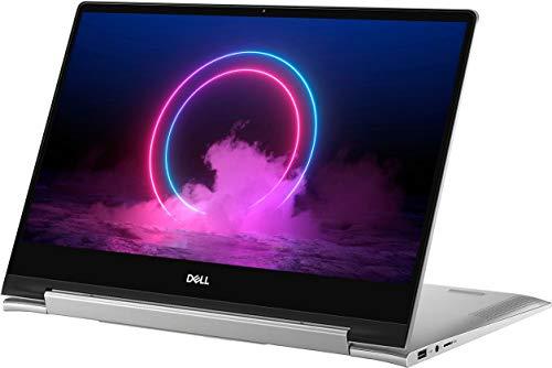 Latest_Dell Inspiron 13.3″ 7000 2-in-1 Touchscreen Laptop, 10th Generation Intel Core i5-10210U Processor, 8GB Memory, 512GB SSD+ 32GB Optane, Wireless+Bluetooth, Silver, Windows 10