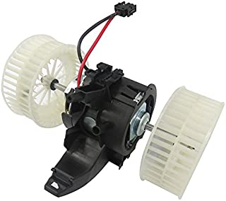 NEW FRONT HVAC BLOWER MOTOR COMPATIBLE WITH BMW 645CI 650CI 650I 2004-2010 64116933910 64 11 6 933 910 64-11-6-933-910