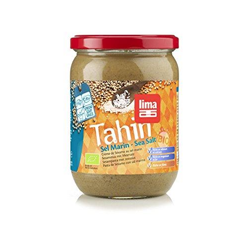 Tahin mit Salz (Sesammus), 500g