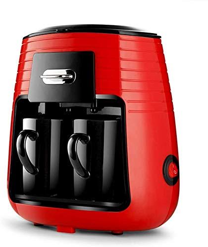 Kaper Go kaffeemaschine E Maschine Tee Amerika Stil Automatische Hausstelle Elektrische Doppelschale Espresso 450W 0.25L Dampfmaschine