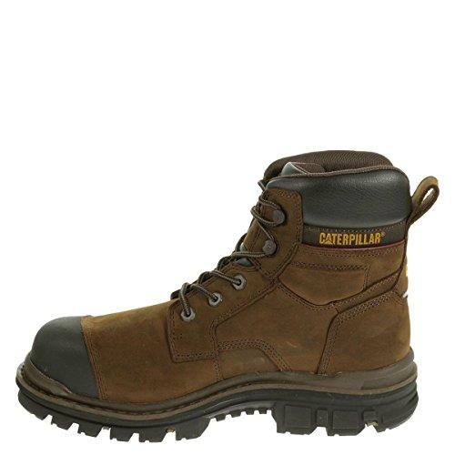"Caterpillar Rasp 6"" Waterproof Metatarsal Guard Composite Toe Work Boot Men's"